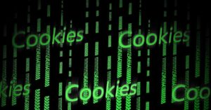 What does it mean to accept cookies when entering a…
