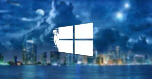 Windows 10 hides the System setting for you to use…
