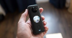 360 submersible camera and very smart
