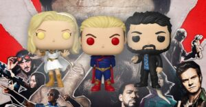 The best Funkos of The Boys: limited and special editions