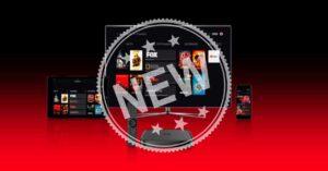 New update Vodafone TV for Samsung Smart TV