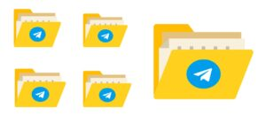 How to save and sort Telegram chats in folders