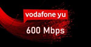 Vodafone extends its 600 Mbps cheap fiber offer