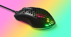 new waterproof and USB C gaming mouse