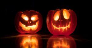 Congratulations Halloween to send by WhatsApp