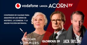 Acorn TV, new streaming service on Vodafone TV: prices
