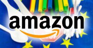 Amazon will stop selling single-use plastics in 2020