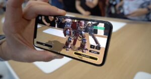 Best Augmented Reality Games for iPhone and iPad