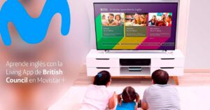 British Council Living App: learn English from Movistar +