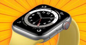 Buy Apple Watch SE cheaper: offer on Amazon