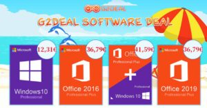 Buy discounted offer Windows 10 and Office licenses