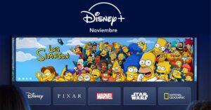 Disney + premieres November 2020: films, series and documentaries