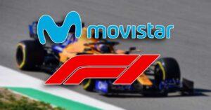 Movistar renews the rights of Formula 1: F1 Movistar +…