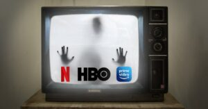 Scary series and horror movies on Netflix, HBO and Prime…