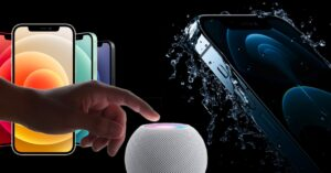 Summary of the Apple iPhone 12 and HomePod mini event…