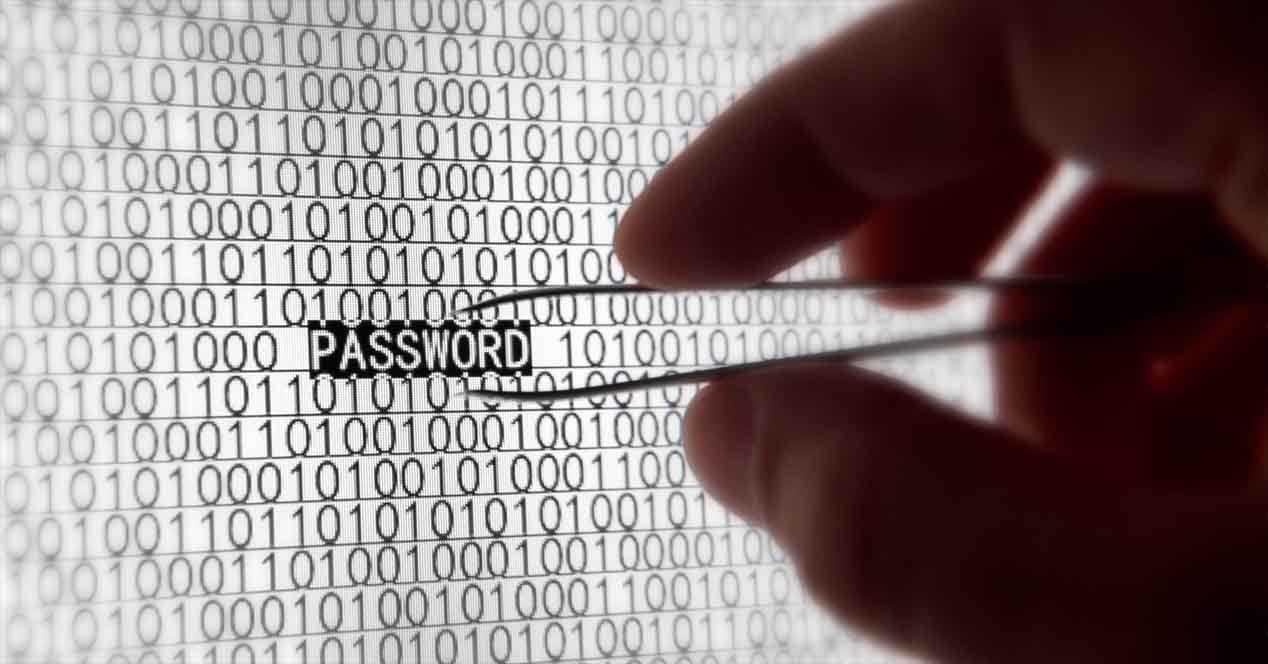 Remembering passwords is a mistake