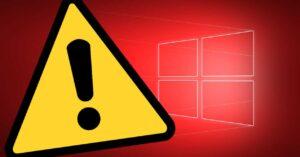 Windows 10 October 2020 update: government alert