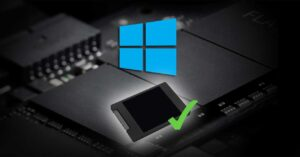 Windows 10 will warn if an SSD is going to…