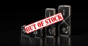 You will not be able to buy an RTX 3080…