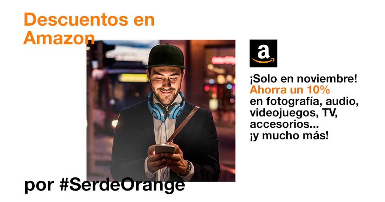amazon orange discount november 2020