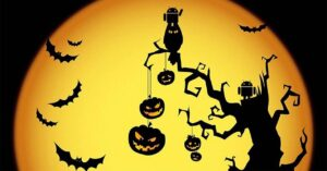 Halloween apps to download on the Play Store