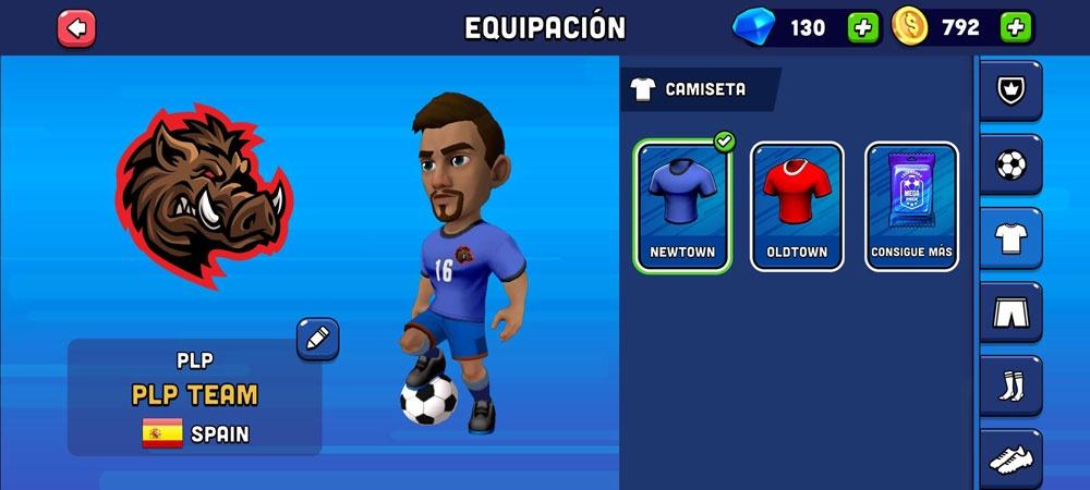 mini football customization