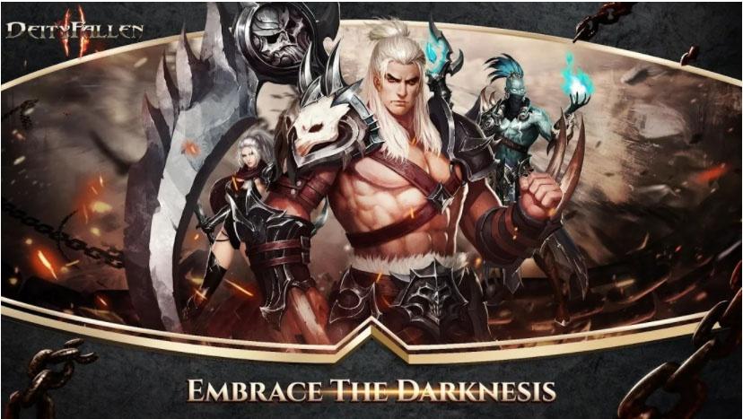 deity fallen hach and slash games