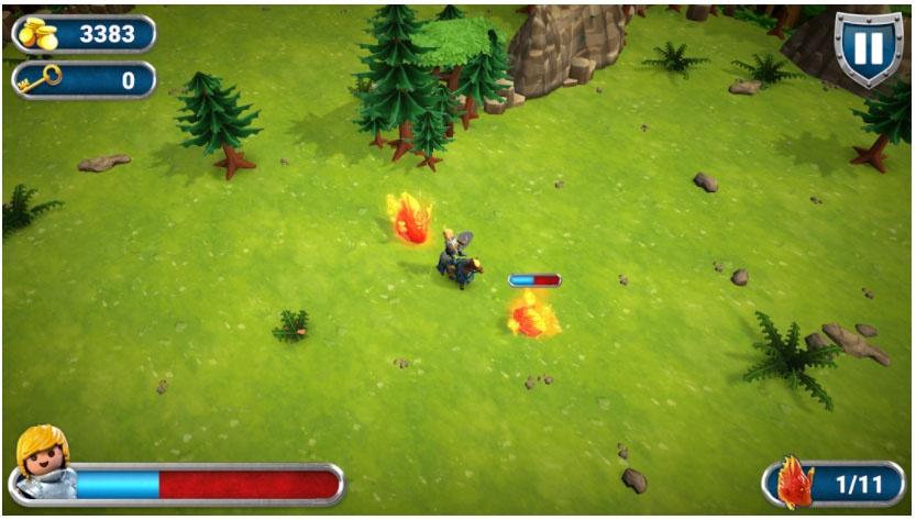 playmobil knights games