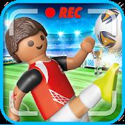 PLAYMOBIL Soccer set