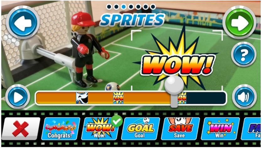 playmobil games soccer set