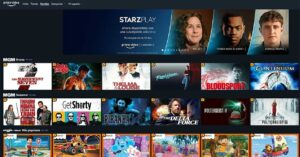 Amazon Prime Video payment channels now available in Spain