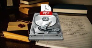 How to save or convert Word DOCX files to PDF