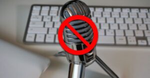 How to completely disable the PC microphone in Windows 10