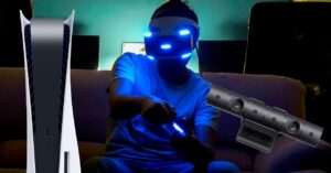 How to use PS VR on a PlayStation 5: you…
