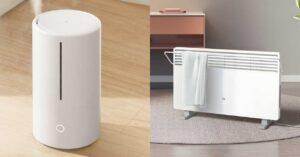 Xiaomi launches Mi Smart Antibacterial Humidifier and Mi Smart Space…