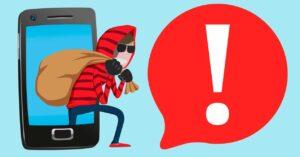 Scam 968800739 Vodafone, false last minute offer