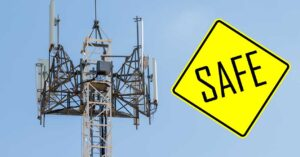 5G does not cause cancer or is harmful