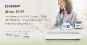 features and options of this SD-WAN router