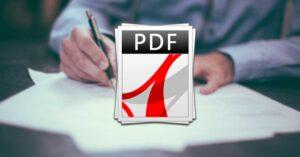 PDF BOB, free online program to edit PDF files