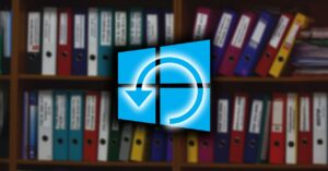 How to recover previous versions of files in Windows 10
