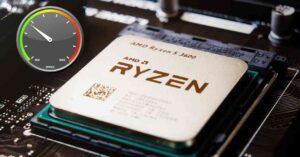 The AMD Ryzen 9 5950X exceeds 6 GHz via Overclock