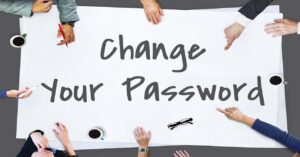 Changing passwords periodically is not always a good thing