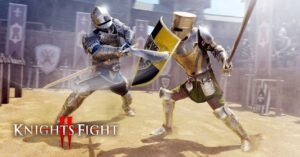 A medieval game with realistic combat
