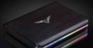 TREASURE TOUCH, 1 TB external SSD with RGB for consoles…