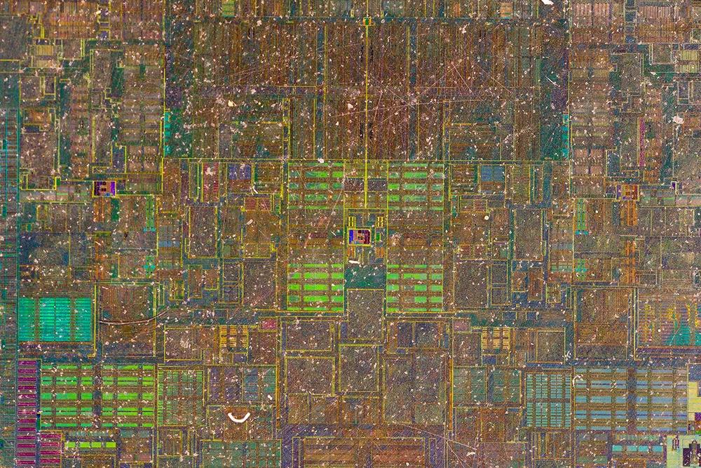 CPU-microscope