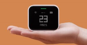 Xiaomi presents an air quality meter that you control with…