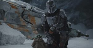 The Mandalorian spider was for The Empire Strikes Back: This…