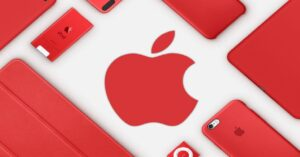 What is Product RED for iPhones and other Apple devices