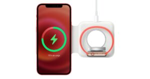 Apple Qi charger features and price