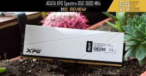 ADATA XPG Spectrix D50, review and complete analysis in Spanish
